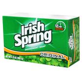[包裝微凹]美國Irish Spring運動香皂/3.7oz(原味/酷涼/滋潤隨機出貨)