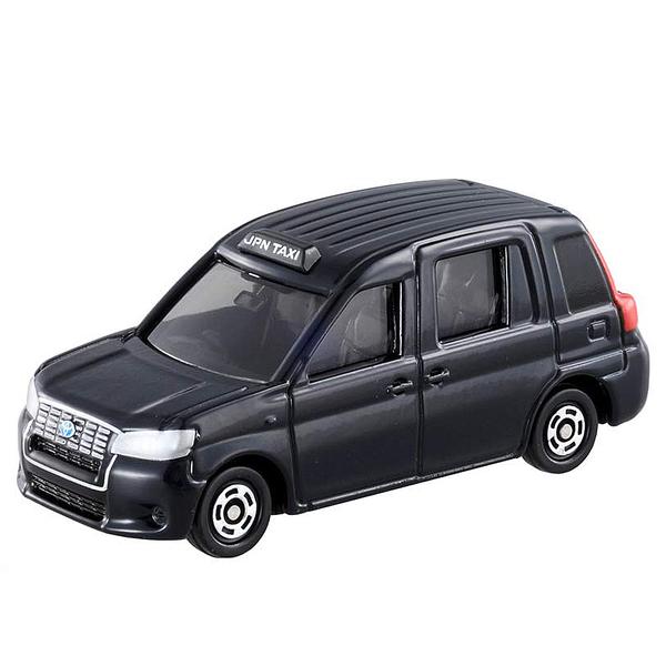 TOMICA 多美小汽車NO.027 豐田日本計程車_TM027A5