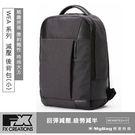 FX CREATIONS 後背包 WEA系列 減壓後背包(小) 黑色 WEA69752A-01 得意時袋
