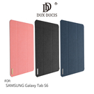 摩比小兔~DUX DUCIS SAMSUNG Galaxy Tab S6 DOMO 皮套 掀蓋 三折