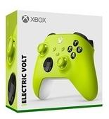 [哈GAME族]免運費 可刷卡 Xbox Series 電擊黃 無線藍牙控制器+GAME PASS 1個月