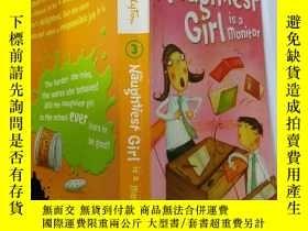 二手書博民逛書店The罕見Naughtiest Girl is a Monitor:最調皮的女孩是班長Y200392