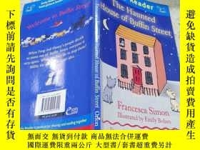 二手書博民逛書店the罕見haunted house of buffin streetbuffin街的鬼屋Y200392