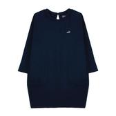 『小鱷魚童裝』純色刷毛洋裝(08號~18號)532308