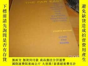 二手書博民逛書店外文精裝原版--THE罕見FAR EAST-遠東;--有大量劃線