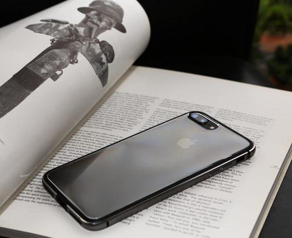 [富廉網] OVERDIGI LimboX iPhone 7 4.7吋 雙料鋁合金邊框 金