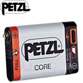 PETZL E99ACA ACCU Core大容量通用鋰電池 1250mAh 高效能 新款頭燈兼容 USB充電式