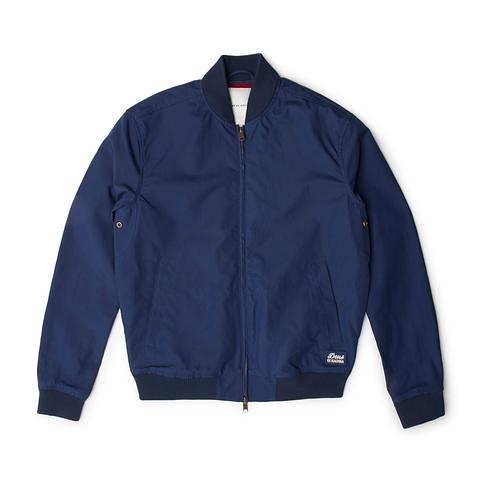 Deus Ex Machina Garth Bomber Jacket 夾克-男/女(藍)