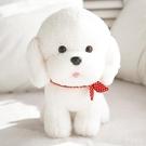可愛仿真毛絨玩具小狗公仔娃娃男孩抱款女生睡覺床上玩偶兒童禮物 全館新品85折 YTL
