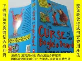 二手書博民逛書店The罕見Curse of the Bogle s Beard:怪胡子的詛咒Y200392