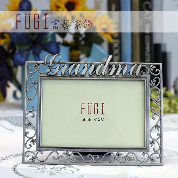 【富藝家飾】Grandma 親愛的奶奶相框   居家裝飾禮品