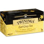 【Twinings唐寧茶】皇家伯爵茶(2gx25入) x3入