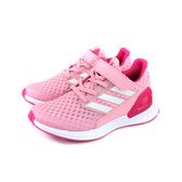 adidas RapidaRun EL K 運動鞋 跑鞋 粉紅色 童鞋 EF9261 no810 19.5cm~23.5cm