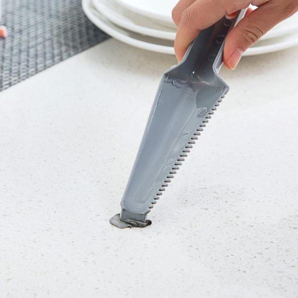 [超豐國際]多功能平板拖把配件刮刀刮板 拖把頭清潔工具拖布專用刷