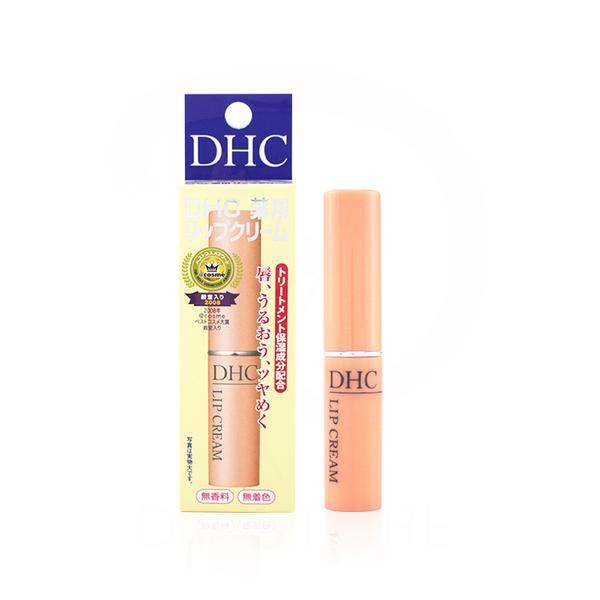 DHC 護唇膏 純橄欖護唇膏 1.5g 護唇 保濕 潤色 潤唇 日本熱銷【DT STORE】【0017271】