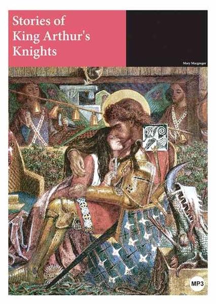 (二手書)Stories of King Arthur's Knights (25K彩圖英文版+1MP3)