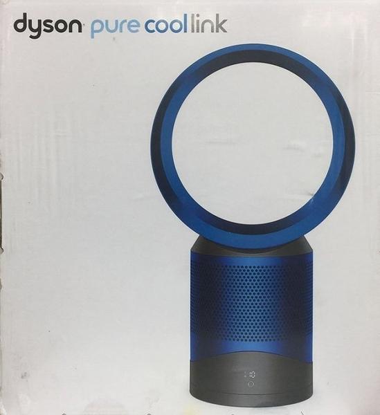 ◎蜜糖泡泡◎dyson Pure Cool Link 智慧空氣清淨氣流倍增器(DP01)科技藍~全新盒裝封膜未拆