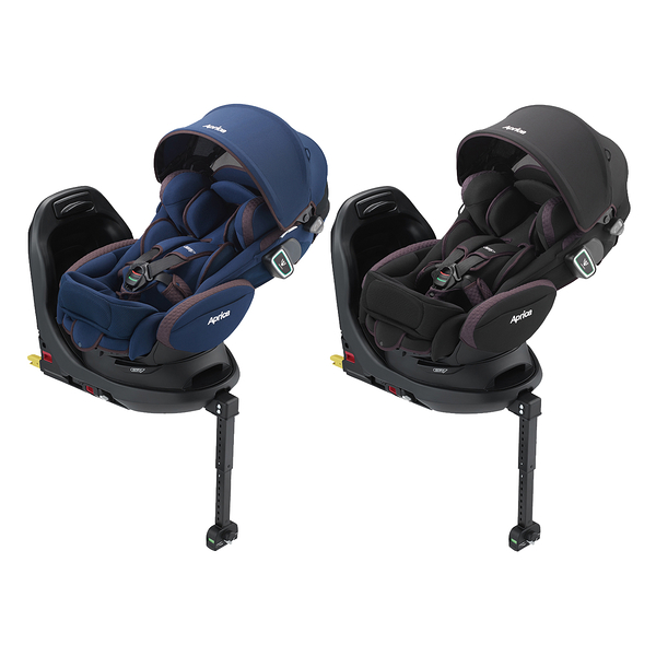 APRICA 愛普力卡 Fladea grow ISOFIX All-around Safety 平躺型汽車安全座椅