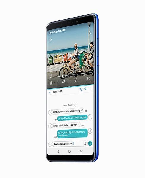 Samsung Galaxy A9 2018 6G/128G【內附保護套+保貼】