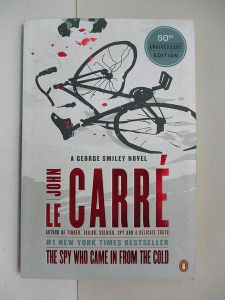 【書寶二手書T1/原文小說_BDO】The Spy Who Came in from the Cold_Le Carre