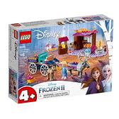 41166【LEGO 樂高積木】Disney Princess 迪士尼公主-艾莎與麋鹿雪橇 (116pcs)