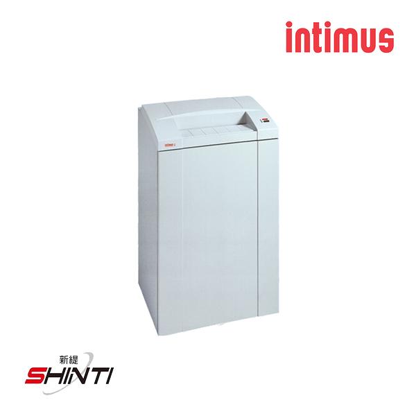 intimus 702cc 德國專業粉碎型A3電動碎紙機 可碎信用卡、CD、訂書針 另有702