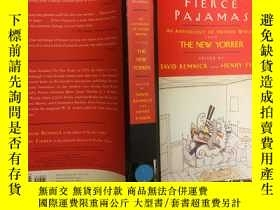 二手書博民逛書店Fierce罕見Pajamas: An Anthology of