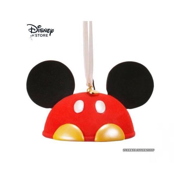 日本限定 Disney Store  迪士尼 米奇帽 掛繩裝飾吊飾