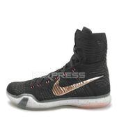 Nike Kobe X Elite [718763-091] 男鞋 運動 籃球  黑 古銅