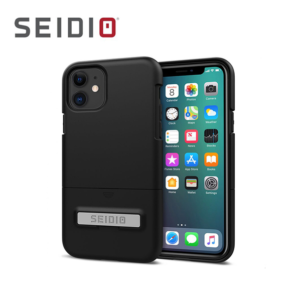 SEIDIO SURFACE 都會時尚雙色手機保護殼 for Apple iPhone 11
