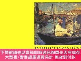 二手書博民逛書店罕見Impressionism印象派,英文原版Y449990 Mark Powell-Jones 著 Pha