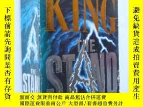 二手書博民逛書店Stephen罕見King the Stand (for the
