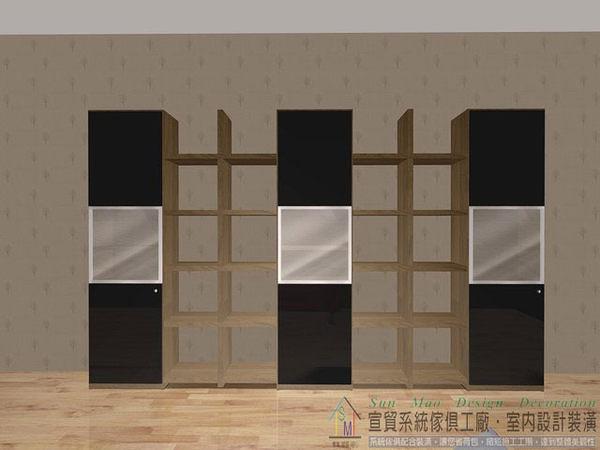 系統家具/台中系統家具/推薦/價格/系統櫃/系統櫥櫃工廠//室內設計/木工裝潢/系統高置物櫃sm0693