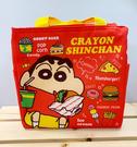 【震撼精品百貨】蠟筆小新_Crayon Shin-chan~小新保溫袋/便當袋-速食紅#50084