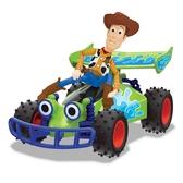 Disney 迪士尼 玩具總動員4 RC遙控車 胡迪 TOYeGO 玩具e哥