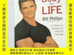 二手書博民逛書店Body罕見For Life 【身體對於生活重要 健身美體】Y2