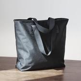 購物袋加大簡約購物袋環保袋逛街手提袋防水手拎布袋旅行便攜單肩包