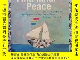 二手書博民逛書店Learn罕見to find lnner peaceY10980 Mike George Imago 出版1