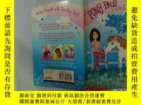 二手書博民逛書店Pony罕見Pals I Want a Pony:我想要一匹小馬Y200392