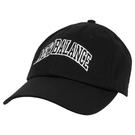 New balance 帽子 棒球帽 休閒 刺繡LOGO 可調式 黑【運動世界】LAH03010BK