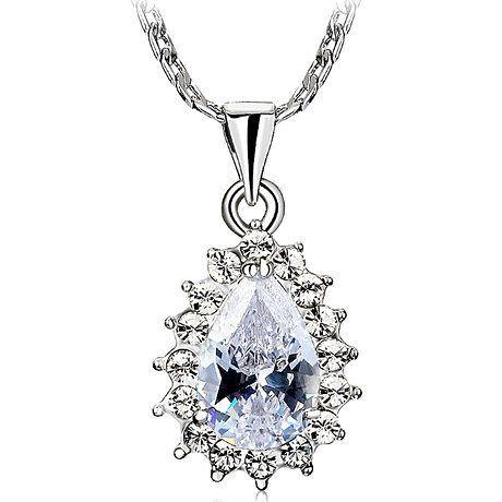 飾品 鑽石情緣項鏈