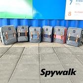 SPYWALK 型男韓版質感後背包 NO:S9226