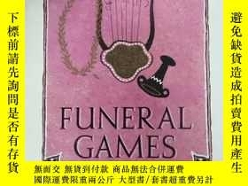 二手書博民逛書店Funeral罕見Games 【英文原版, 佳】Y11617 Mary Renault penguin 出版