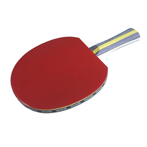 SUCCESS 成功 TROPS 刀柄五夾光面桌拍/桌球拍/乒乓球拍 (標準級) NO.44112