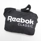 REEBOK CL CORE WAISTBA 側肩背包 FL5418 黑 22X15X4cm【iSport愛運動】