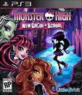 PS3 Monster High New Ghoul in School 魔物最棒:新食屍鬼的學校(美版代購)