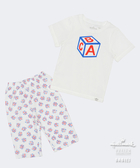Hallmark Babies 骰骰樂造型家居服系列套裝(上衣+下著) HD1-M04-01-KB-MW
