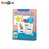 玩具反斗城  【THE LEARNING JOURNEY】學習卡_我的第一個單字
