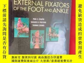 二手書博民逛書店External罕見Fixators of the Foot a