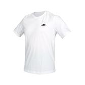 NIKE 男女短袖T恤(純棉 休閒 慢跑 上衣 免運 ≡排汗專家≡